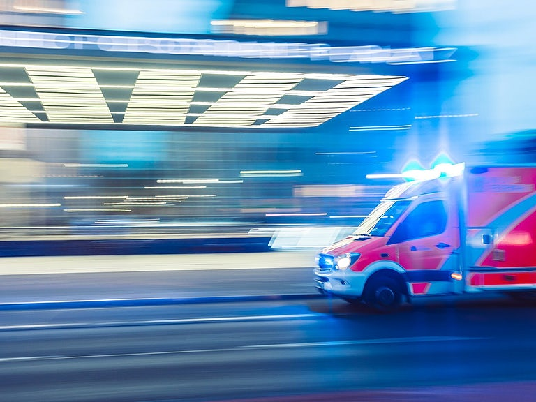 No ambulance cover for pre-existing conditions image
