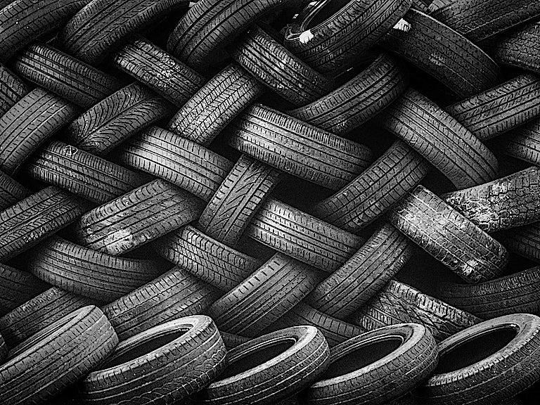 No tyre tread, no cover image
